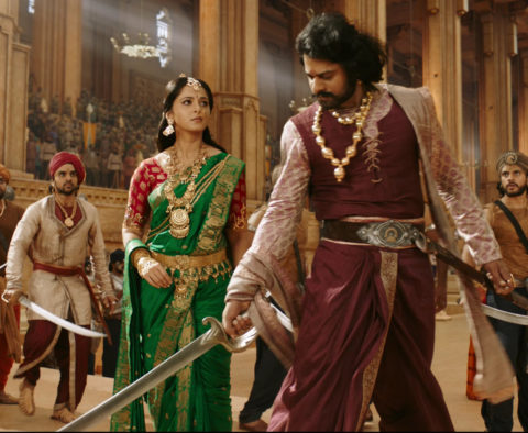 Bahubali - The Conclusion Triailer