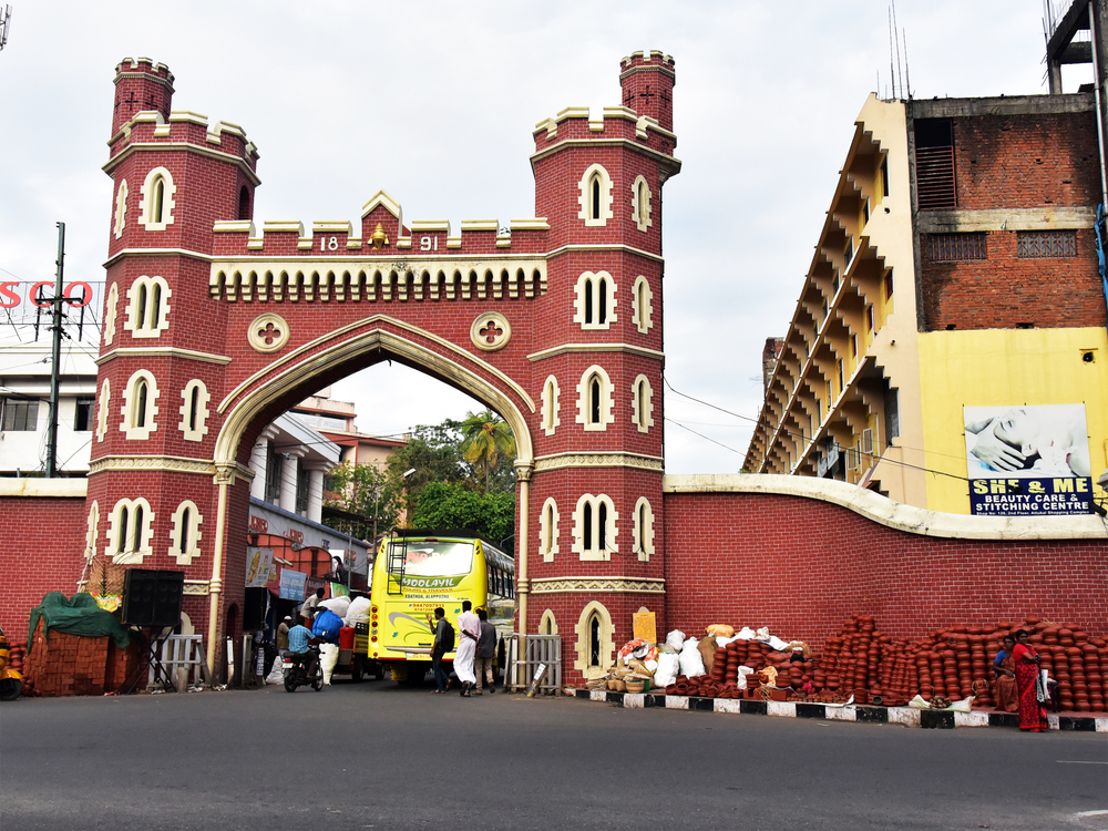 Fort Entrance - Trivandrum