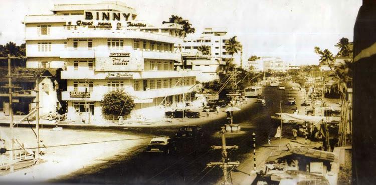 Cochin M G Road