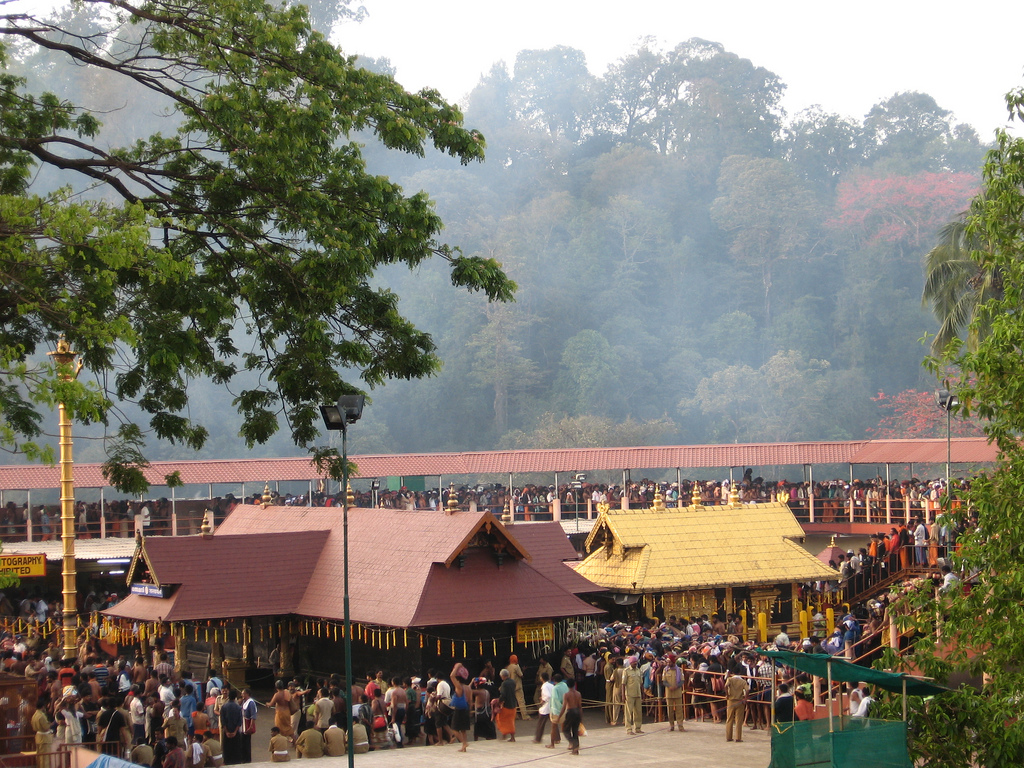 Sabarimala Temple Photo Gallery-2
