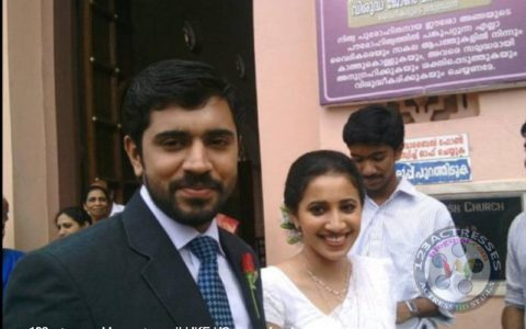Nivin_Pauly Marriage Album (1)