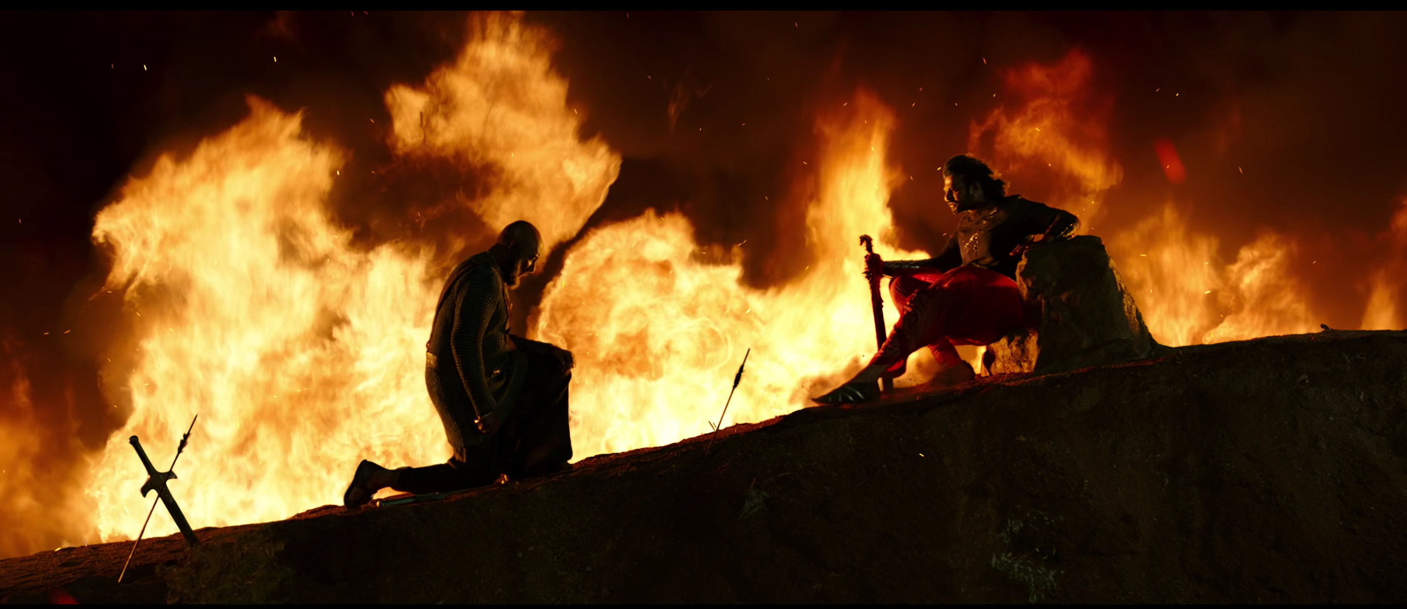 Baahubali killed by Kattappa Wallpaper HD -1 - Free Download